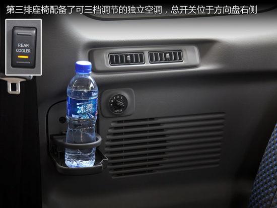 总能发现惊喜 网易试驾郑州日产NV200