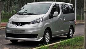 车身增选装件 试NV200尊贵型加装精品车