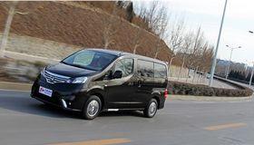匹配CVT变速器 试郑州日产2014款NV200