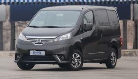 郑州日产2014款NV200推CVT版 26日上市